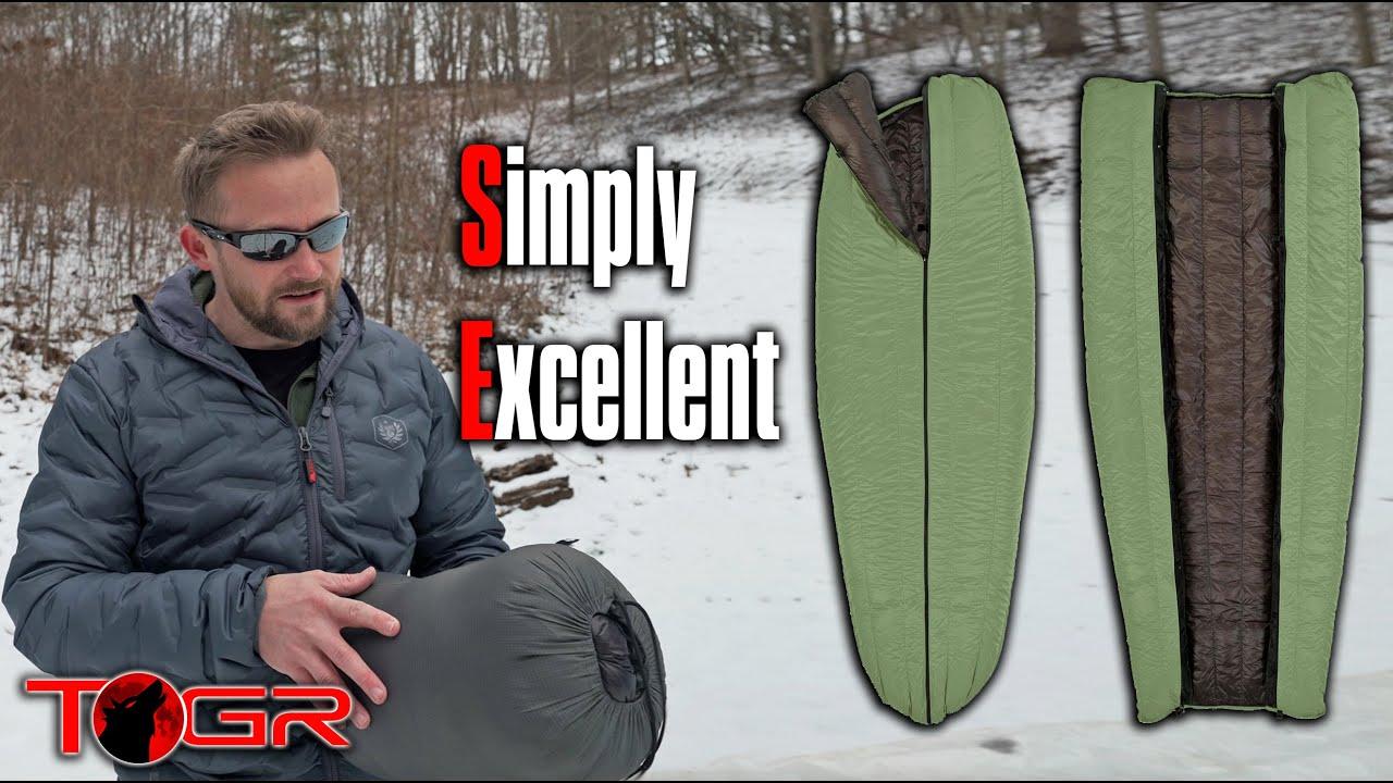 Download Best of Both Worlds - Enlightened Equipment Convert Sleeping Bag & Quilt Review
