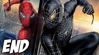 Spider-Man 3: The Game Walkthrough Part 24 - Ending / Final Boss (Xbox 360/PS3/Wii/PC)