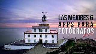 6 Mejores apps para Fotógrafos 2019