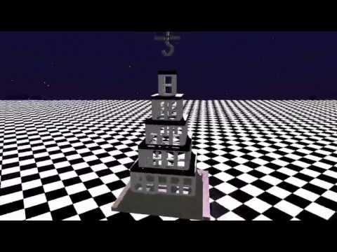 Blue Oyster Cult 3d animation