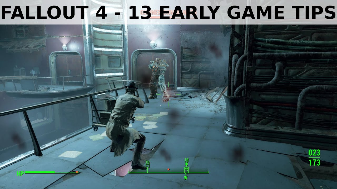 Fallout 4 Tipps
