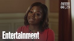 Erica Tazel Recaps 'Justified' In 30 Seconds | Entertainment Weekly
