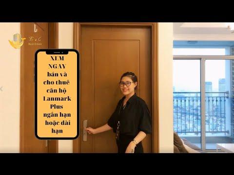 ✅ Mua bán căn hộ lanmark plus vinhomes central park. Thuê căn hộ landmark plus ngắn hạn và dài hạn .