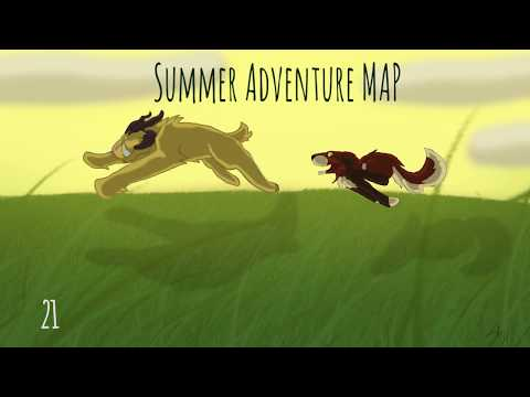 Summer Adventure OC MAP  [CLOSED ]----Due Date Extended