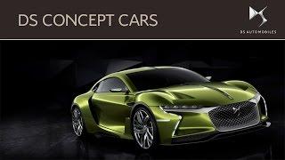 DS E-Tense Concept 2016 Videos