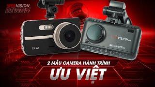 Review Webvision  S5 & A28 - Hai mẫu Camera hành trình Ưu Việt !!!