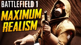 Battlefield 1 | MAX Graphics Realism, Beyond Ultra Settings  | 1440p 60fps (ft. OMEN by HP)