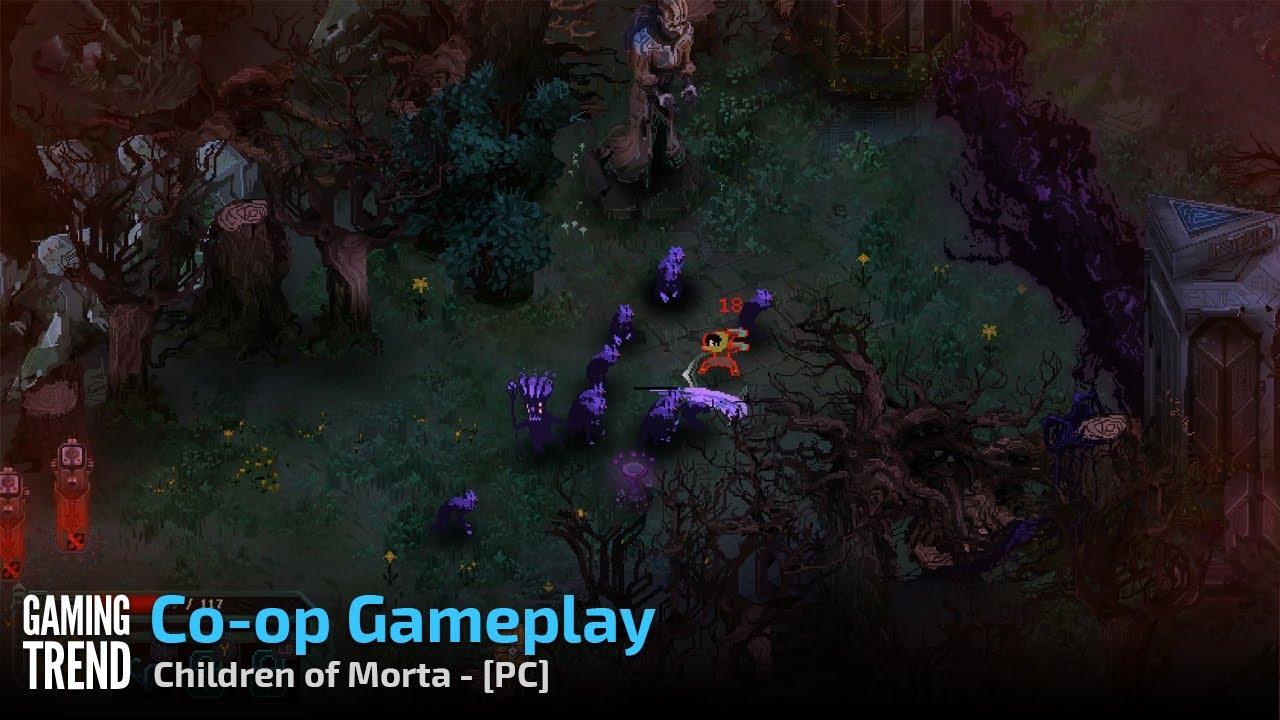 Children of Morta - Co-Op Gameplay - PC [Gaming Trend]