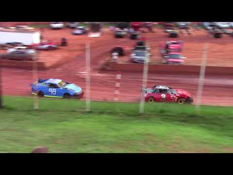 Winder Barrow Speedway Stock Four Cylinders A's 5/26/18
