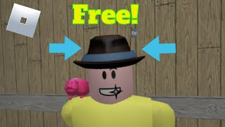 New Free Fedora! International Fedora - Argentina (Roblox)