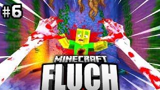 DIE KREATUR hat MICH GEFANGEN?! - Minecraft FLUCH #06 [Deutsch/HD]