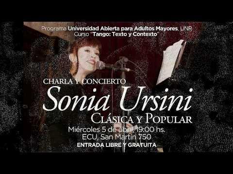 Sonia Ursini en