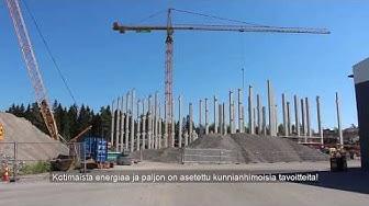 Korvenmäen jätekeskus 2019