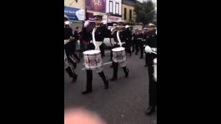 ShankHill Defenders @ 36th Ulster Division 2014