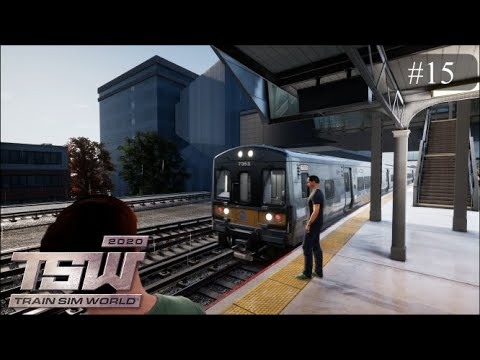 Train Sim World 2020 E15: Driving a train needs to be learned. |