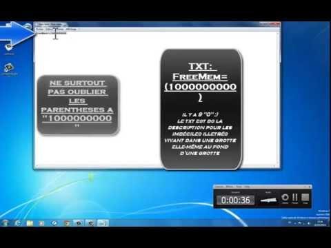 Download TUTO: Comment augmenter facilement la RAM/ Vitesse de son PC