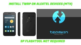 Alcatel 1x root