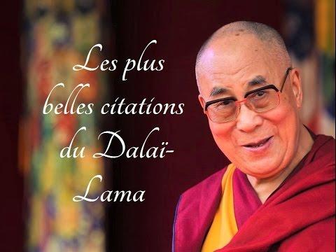 Les plus belles citations du dala lama youtube for Les plus belles moquettes