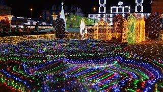 神戸の絶景スポット!「500万球のイルミネーション」による光の世界!
