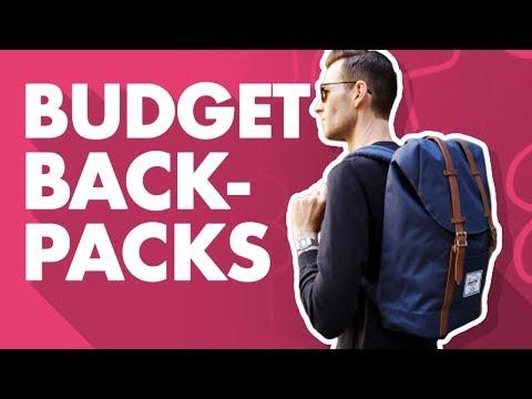 Best Budget-Friendly Backpacks/Rucksacks For Men 2019