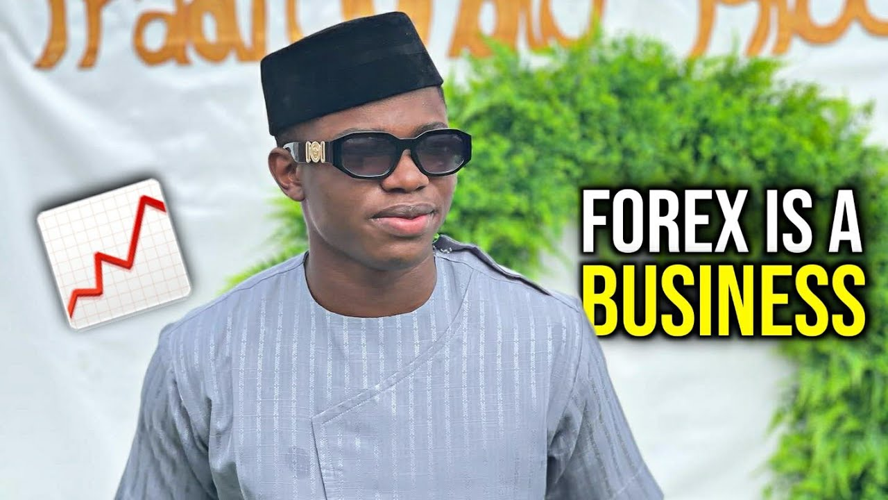 Youngest forex Millionaire in Nigeria - Habby Forex (Part 1)   My journey Ep10