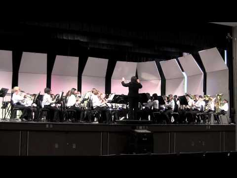 Mount View MS Symphonic Band -- Music in the Parks at Hersheypark