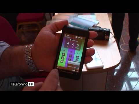 Toshiba TG01 videopreview da Telefonino.net