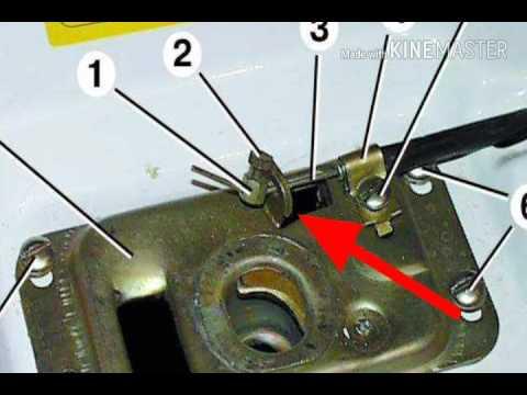 Как открыть капот ГАЗель бизнес (если оборвало трос в салоне или под капотом)