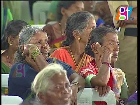 Gidde Ram Narsaiah Ecellent Song | TRS Meeting | Kommalallo koilamma| Great Telangana TV