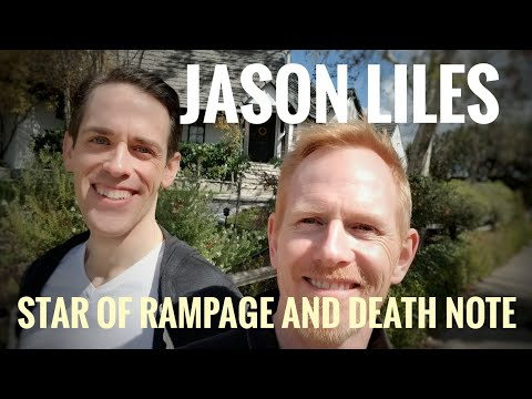 Amazing acting advice from Jason Liles star of Rampage and Death Note