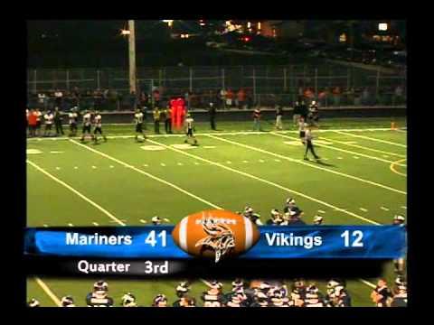 M6 - Communication Arts - MHS Varsity Football - Marine City - October 11, 2013