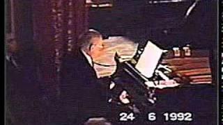 Sviatoslav Richter - Brahms Rhapsody G Minor Op.79/2