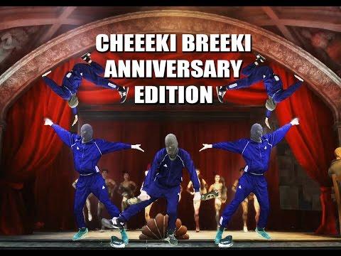 REMASTERED Cheeki Breeki Song (2 Years Anniversary)
