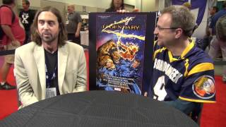 Legendary - Fantastic Four - Gen Con 2013