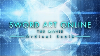 Sword Art Online The Movie -Ordinal Scale- Trailer 4