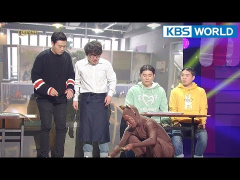Fill-in Part-timers I 대행 알바 [Gag Concert / 2018.03.31]