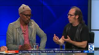 "Martin Guigui & Wood Harris Spill On The Claustrophobia In The ""9/11"" Movie"