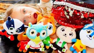 Дети Куда Собрались Элинка ТВ и Алиска? Элинка TV и Команды ПЛЮШ Minsk2019 и новые приколы и Влог.