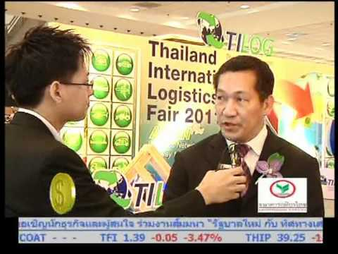ABR 03-10-54 : 4) Business Journal: Thai Shippers' Council to forge ASEAN Logistics Hub
