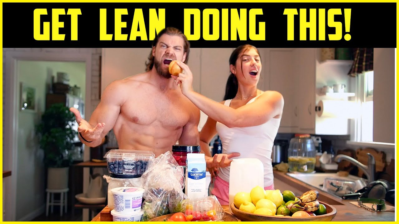 HOW TO CUT (Lose Fat, Keep Muscle) | Beginner's Guide