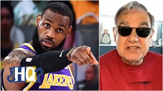 Papi trash talks LeBron James & the Lakers before the NBA Finals | Highly Questionable