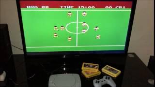 8-bit TV GAME KONZOLA
