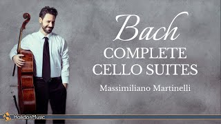 Bach - Complete Cello Suites (Massimiliano Martinelli)