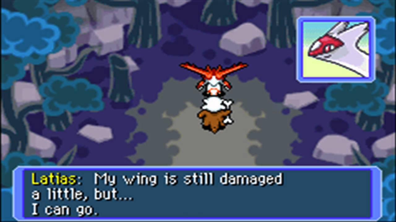 Pokemon mystery dungeon прохождение