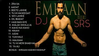 Presenting, the most awaited emraan hashmi hits (top15) original song credits ♫ 1. song: zara sa movie - jannat singer kk composer pritam lyricists say...