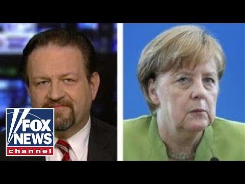 Sebastian Gorka on Angela Merkel's border policies