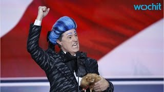 Stephen Colbert slams Trump at Tony Awards