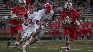 NCAA Lacrosse 2018: Best Hustle Plays and Goals
