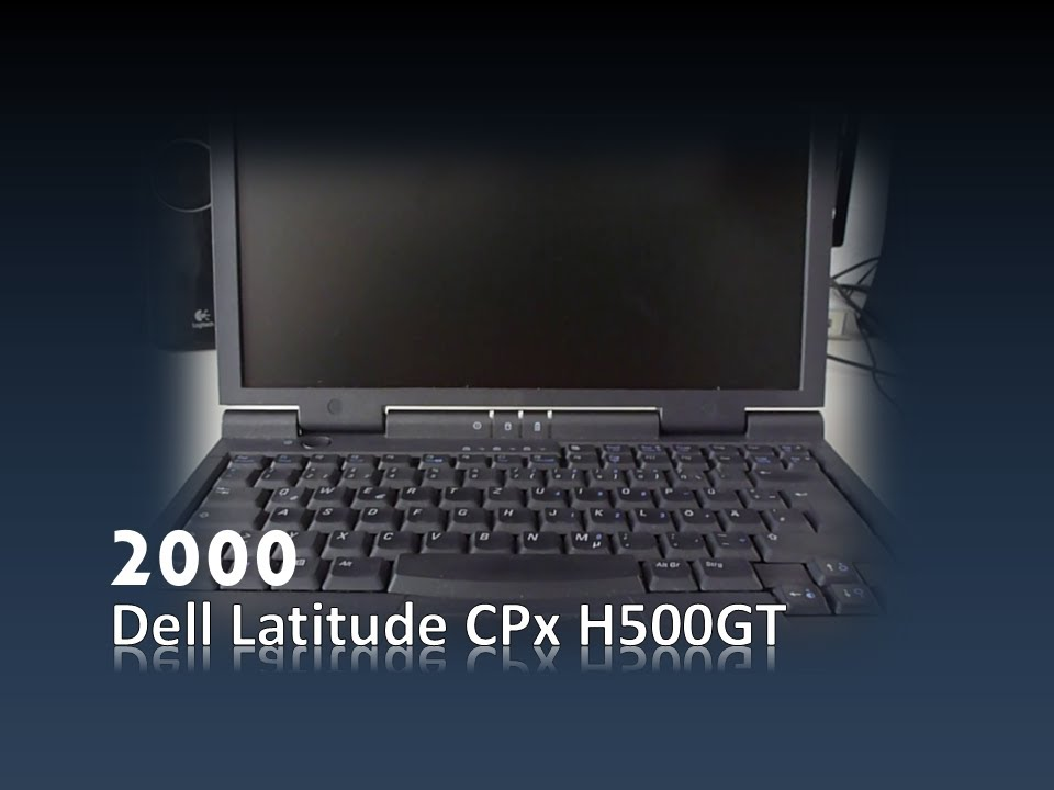 DELL LATITUDE CPX MONITOR DRIVER