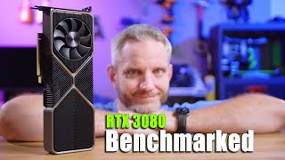 The RTX 3080 Benchmarks... do they even come close to expectations?